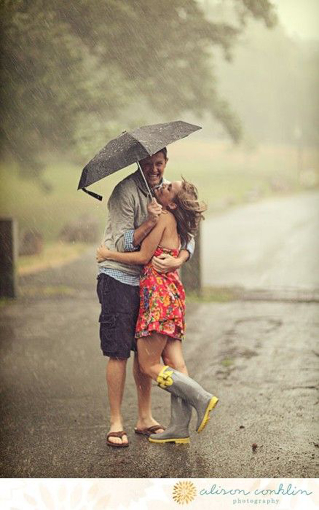 35 Most Romantic Couples Photography In Rain Great Inspire