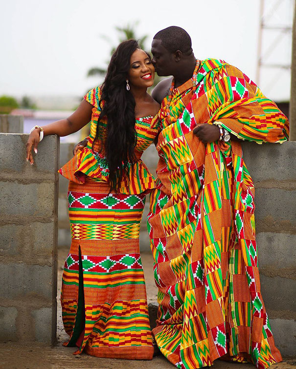 Traditional Wedding Outfits Look Around The World Photography (30)