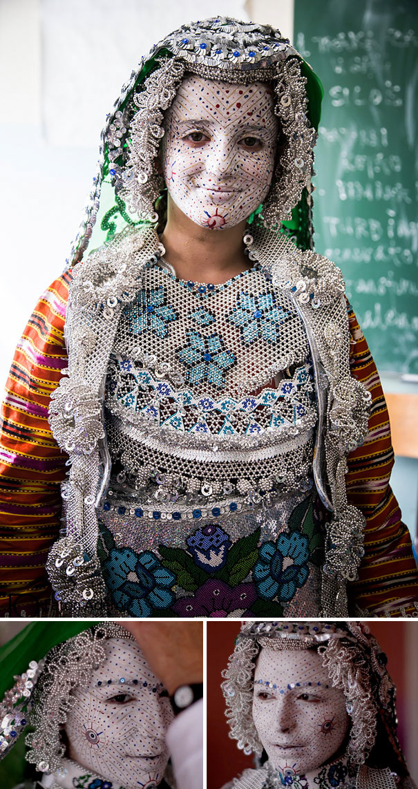Traditional Wedding Outfits Look Around The World Photography (9)