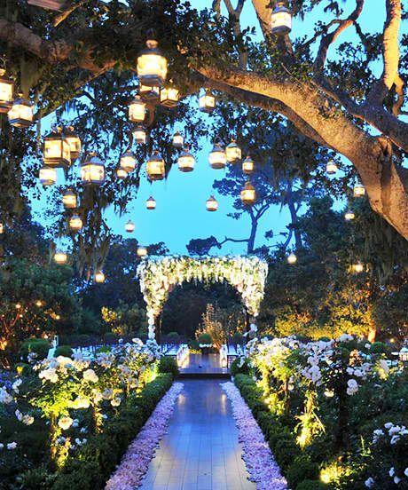 Amazing Outdoor Wedding Decorations Ideas