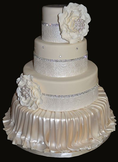Romantic Wedding Cake Images Great Inspire