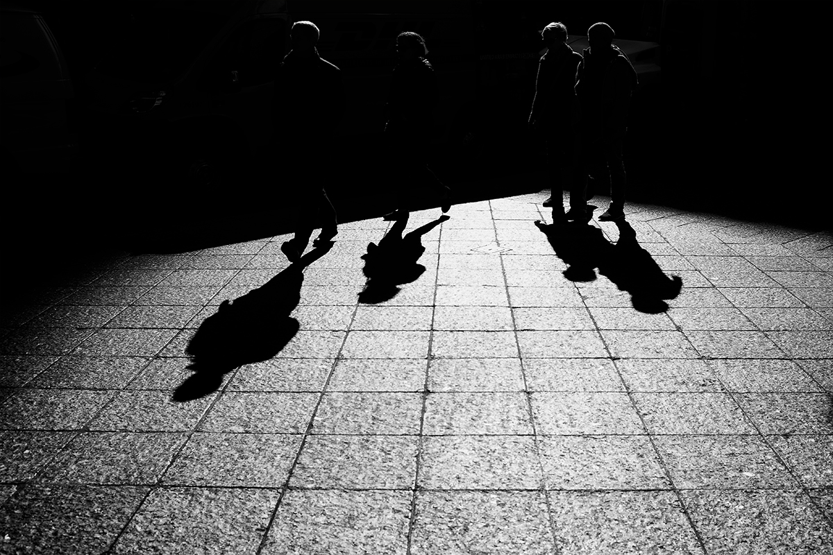 Interesting black and white photography 12