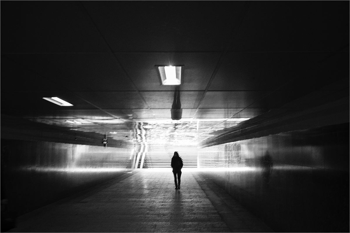 Interesting black and white photography 7