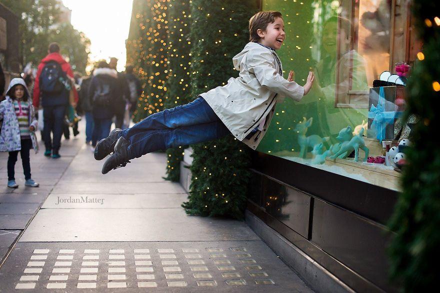 Дети Легко Совершать Необычные Танцевальные Движения (15)