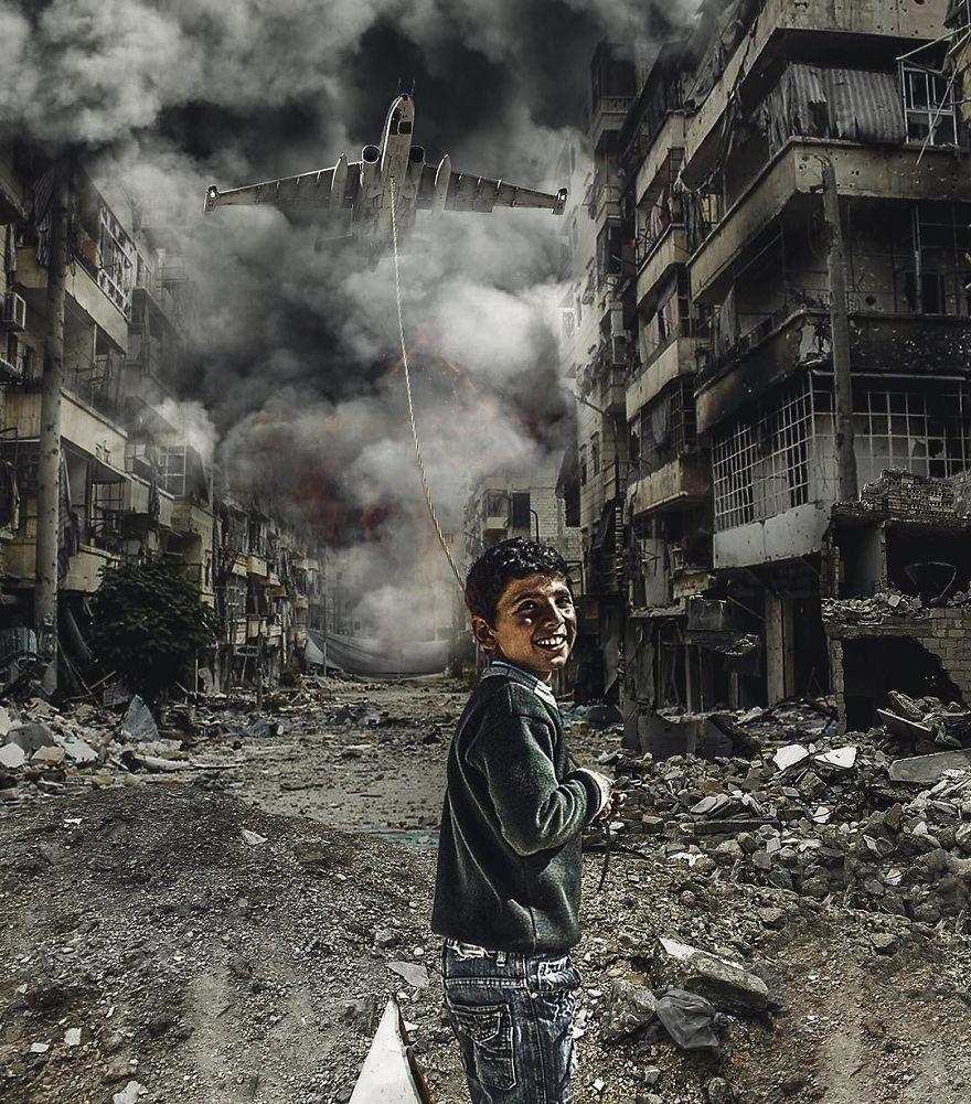 Surreal Digital Art By Huseyin Sahin (20)