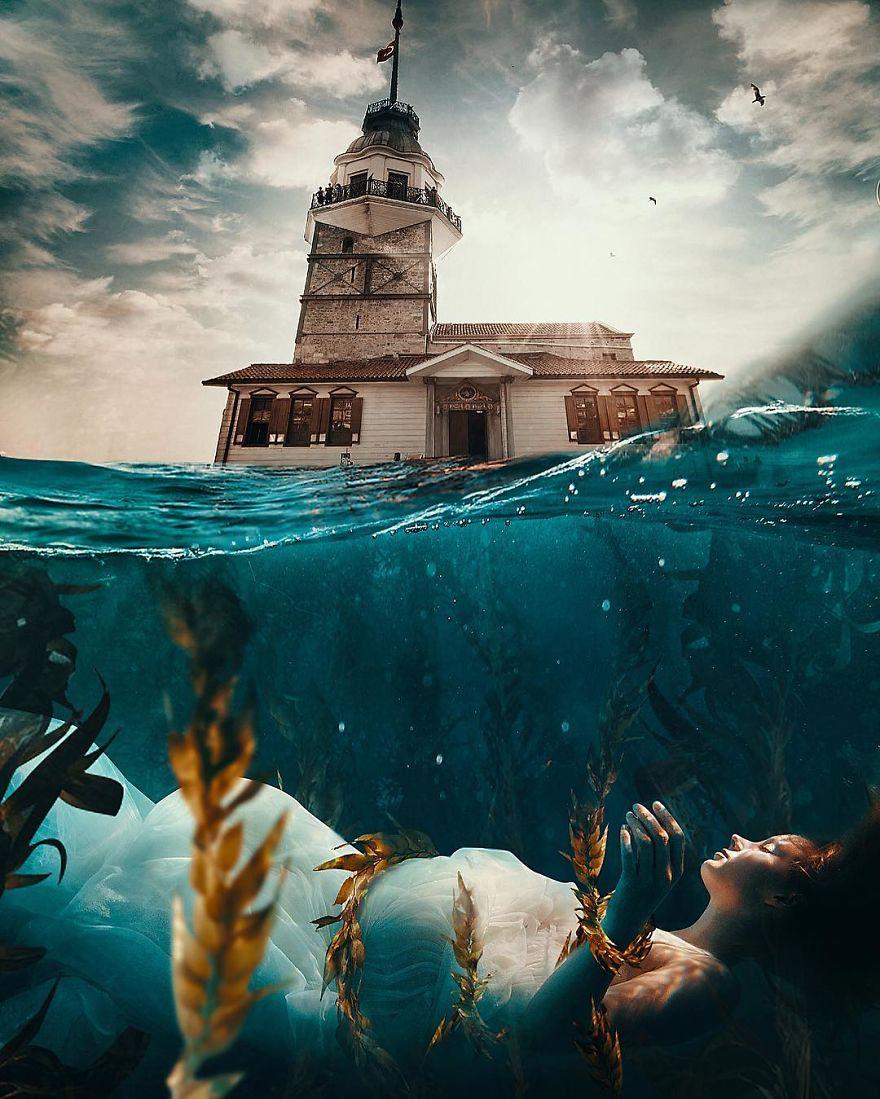 Surreal Digital Art By Huseyin Sahin (5)