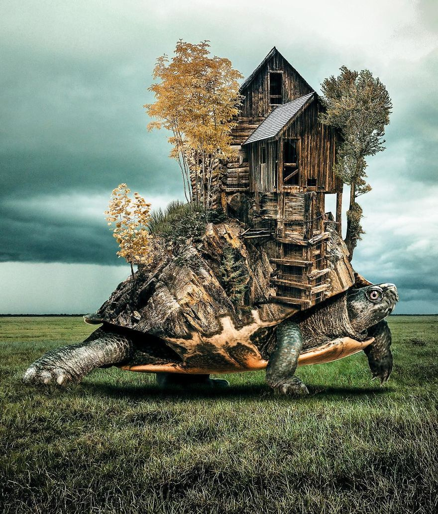 Surreal Digital Art By Huseyin Sahin (6)