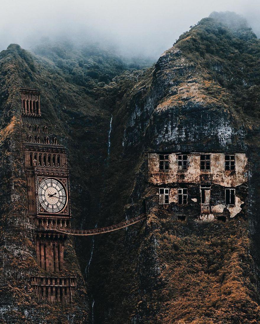 Surreal Digital Art By Huseyin Sahin (8)