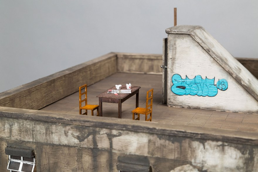 Ultra Realistic Urban Miniature Cities Created By Joshua Smith (11)