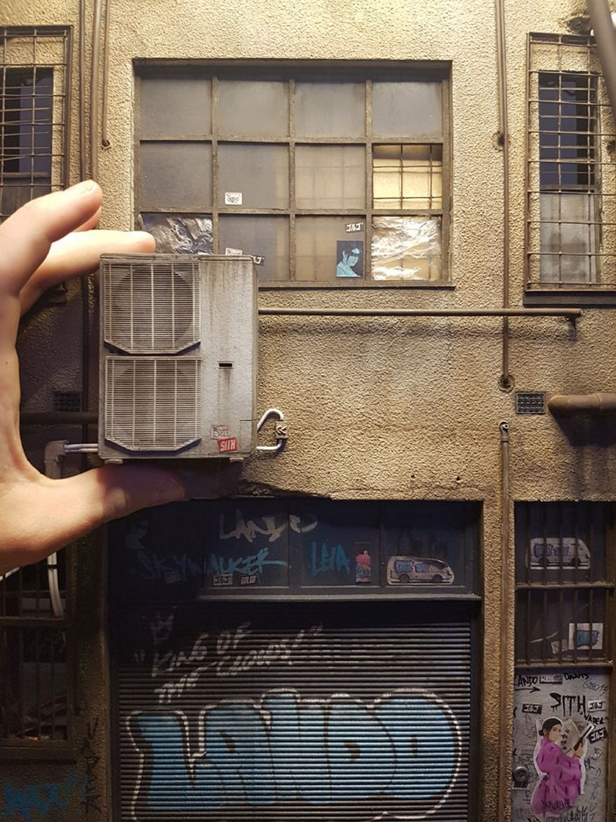 Ultra Realistic Urban Miniature Cities Created By Joshua Smith (14)
