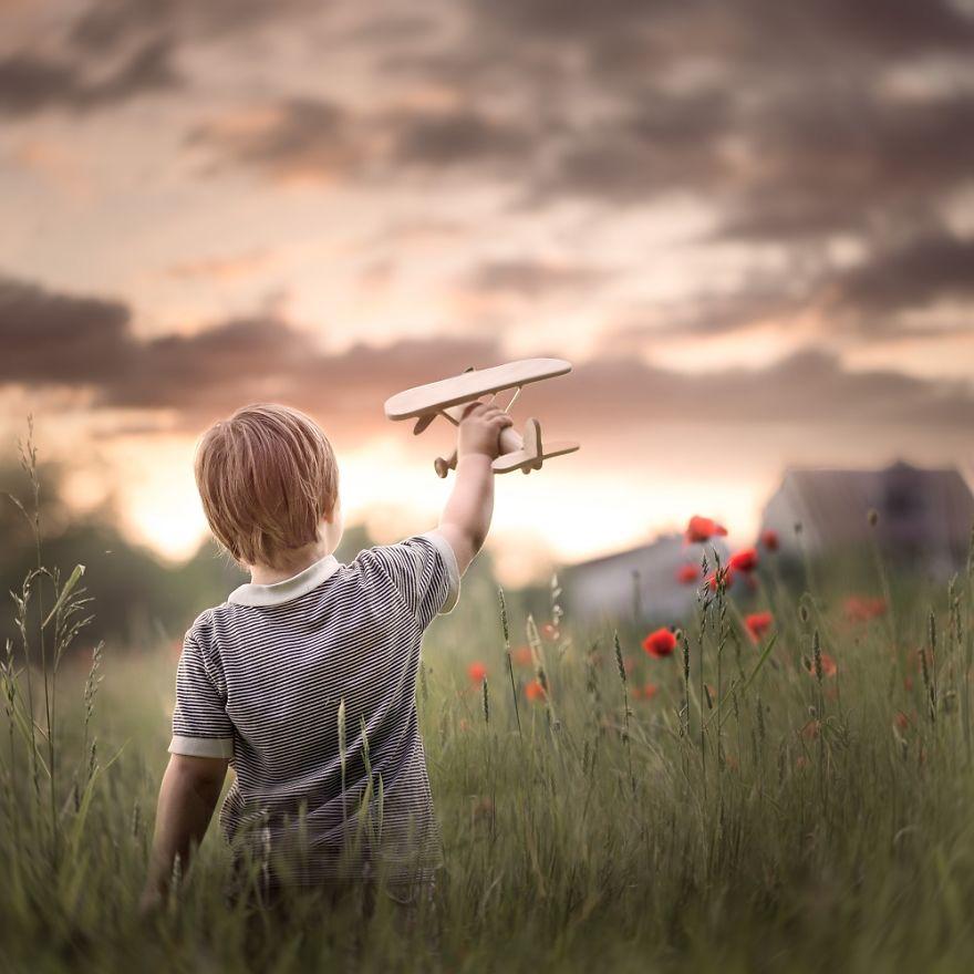 faceless kid photos Life beyond the kids by Iwona Podlasińska (5)