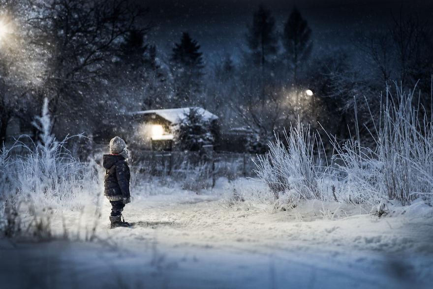 faceless kid photos Life beyond the kids by Iwona Podlasińska (6)