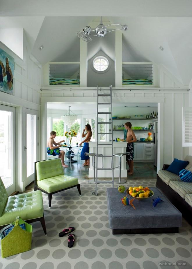 Awesome Modern Living Room Interior Design (12)