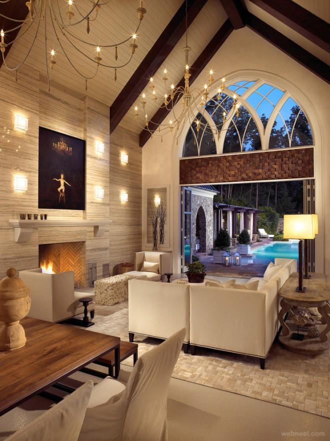 Awesome Modern Living Room Interior Design (14)
