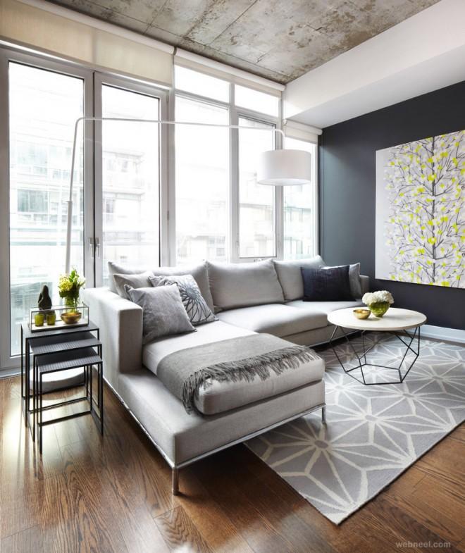 Awesome Modern Living Room Interior Design (15)