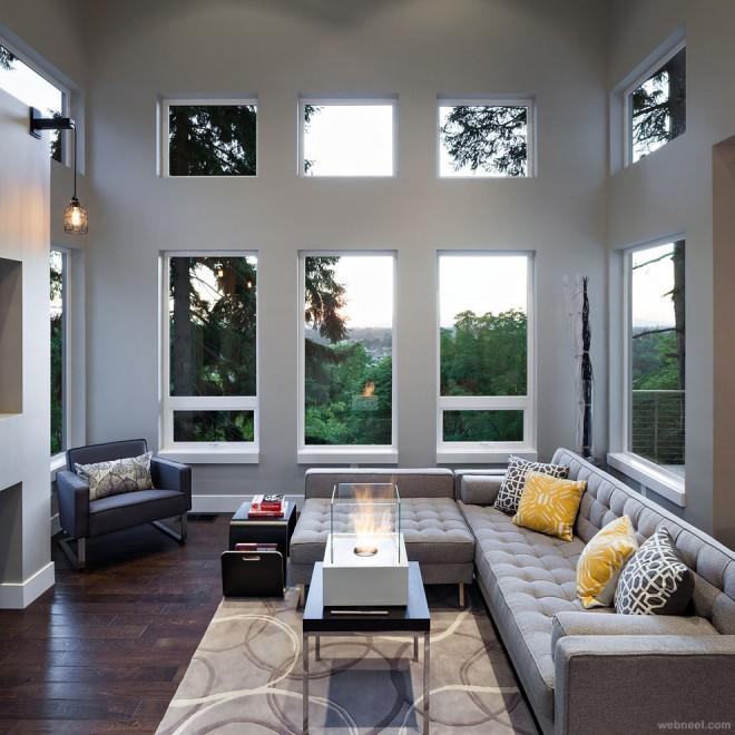 Awesome Modern Living Room Interior Design (19)