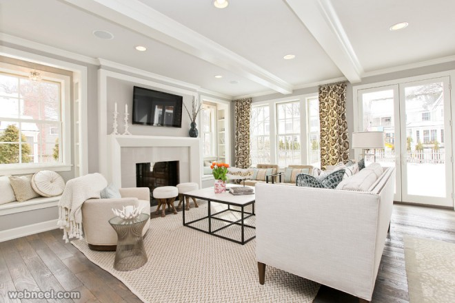 Awesome Modern Living Room Interior Design (3)