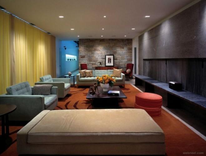 Awesome Modern Living Room Interior Design (4)