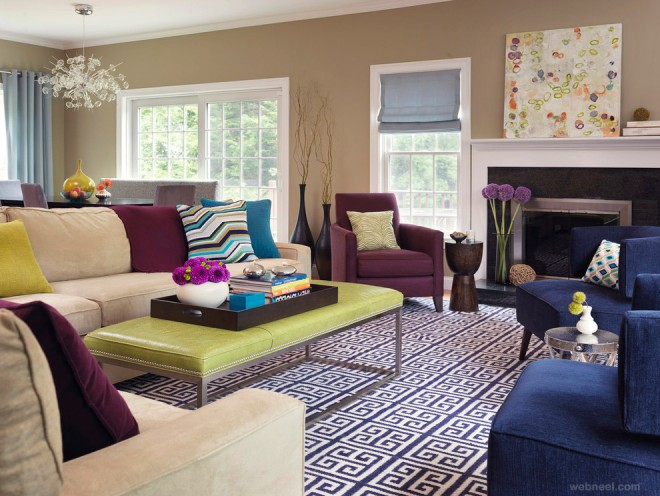 Awesome Modern Living Room Interior Design (8)