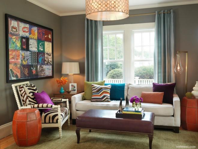 Awesome Modern Living Room Interior Design (9)