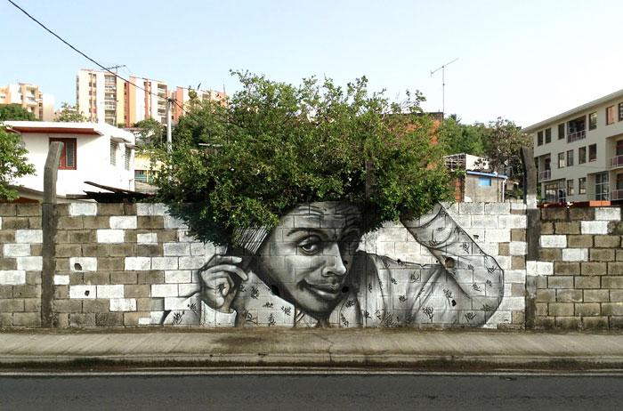 Fabulous And Stunning Nature Street Art (4)