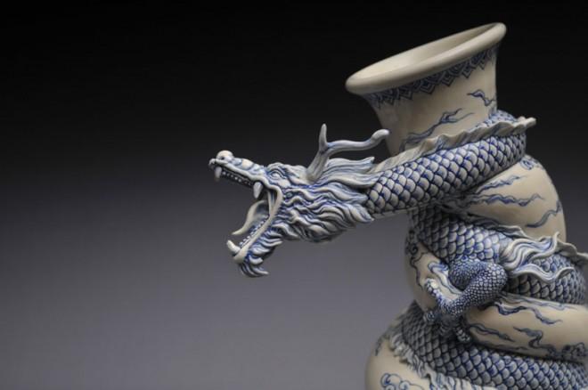 Stunning Surreal Ceramic Sculptures (10)