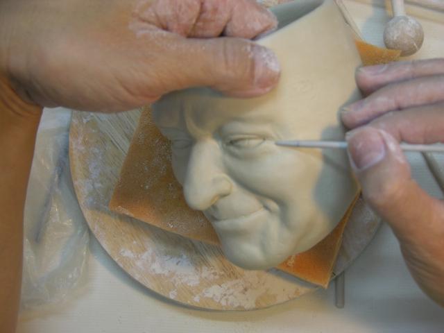 Stunning Surreal Ceramic Sculptures (12)