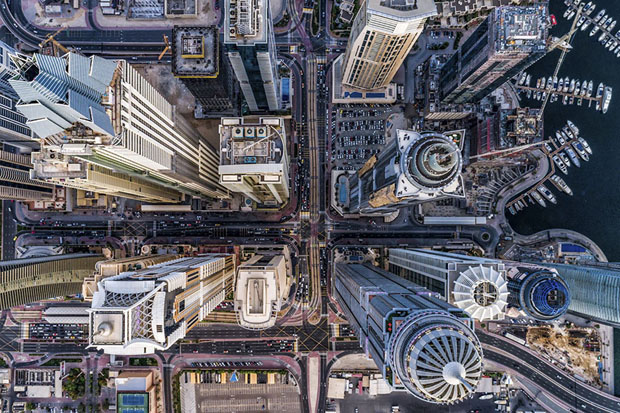 Concrete Jungle, United Arab Emirates (Urban - 1st Place)